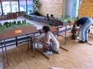 Ausstellung Siegelsbach 2002 - Aufbau_17