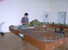 Ausstellung Siegelsbach 2002 - Aufbau_22