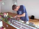 Ausstellung Siegelsbach 2002 - Aufbau_24
