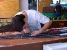 Ausstellung Siegelsbach 2002 - Aufbau_25