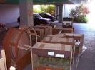Ausstellung Siegelsbach 2002 - Aufbau_6