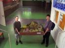 Ausstellung Siegelsbach 2002 - Aufbau_8